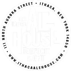 Menu | The Ithaca Ale House