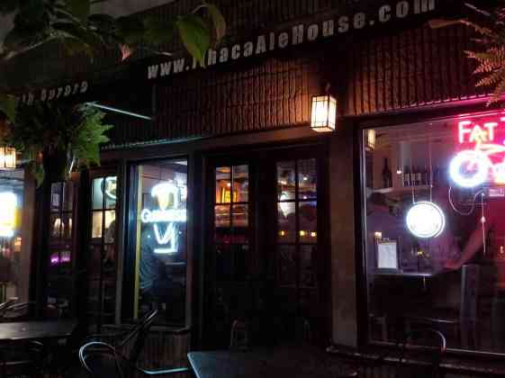 The Ithaca Ale House
